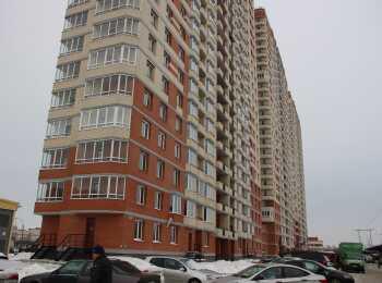 25-этажные корпуса в ЖК Звездный